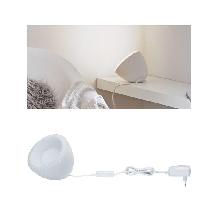 Paulmann Cornus tafellamp BLE 1 x 7,6W 2700K wit