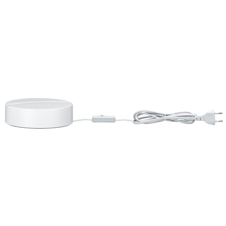 Paulmann 3D tafellamp Basic LED 1x3W Wit