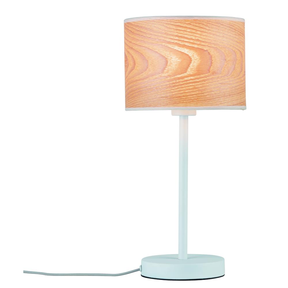 Paulmann Neordic Neta tafel max. 1x20W E27 hout/wt