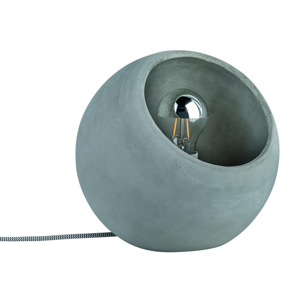 Paulmann Neordic Ingram tafel max. 1x20W E27 grijs