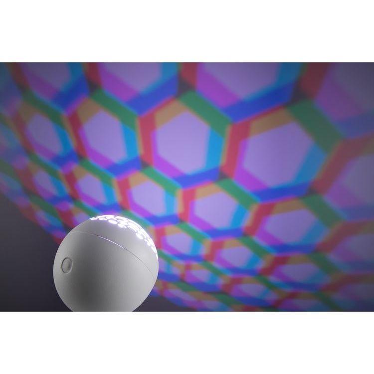 Paulmann Favia Tafell LED 1x6W RGB wt Kst