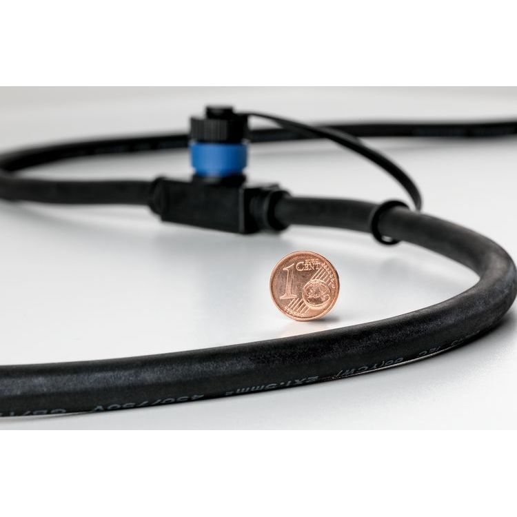 Paulmann Outd kabel IP68 10m 1 in-2 out 2x1,5mm2