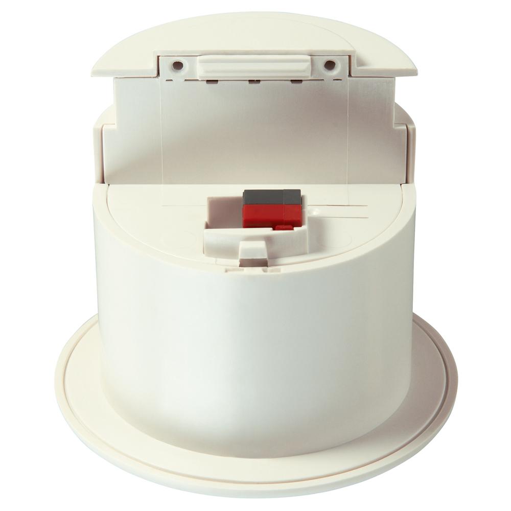 2-kanaal KNX bewegingsmelder voor plafondinbouw