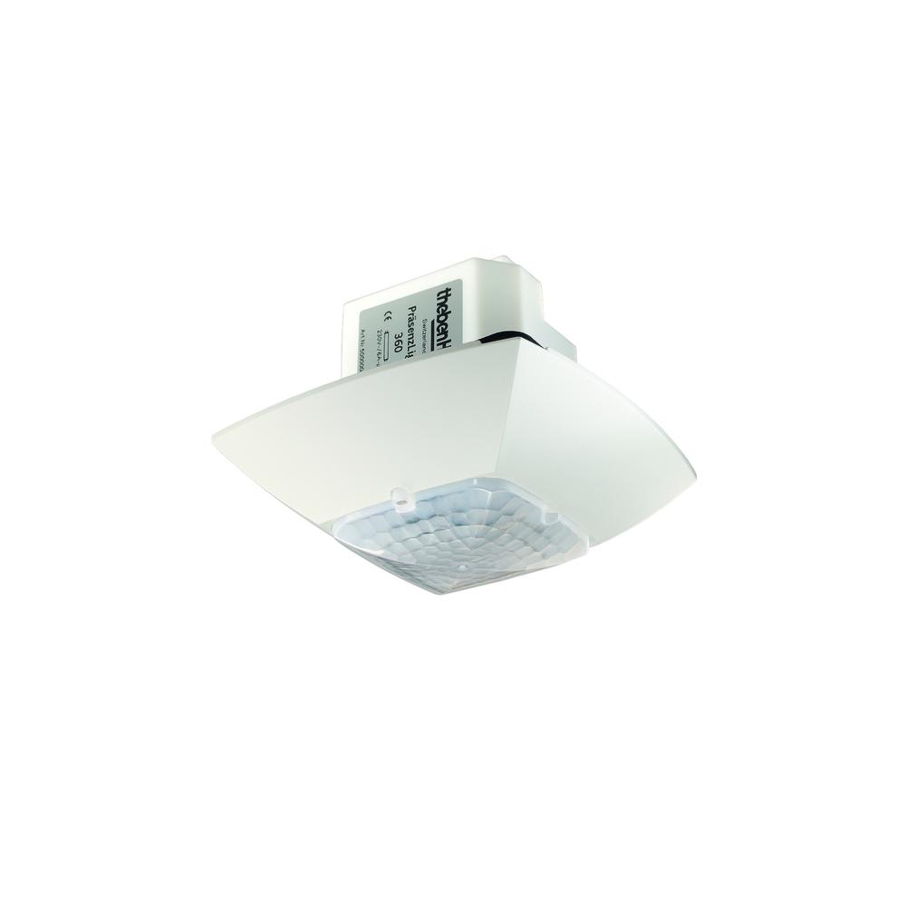 PresenceLight 360B-KNX WH aanwezigheidsmelder voor plafondmontage, 2xL