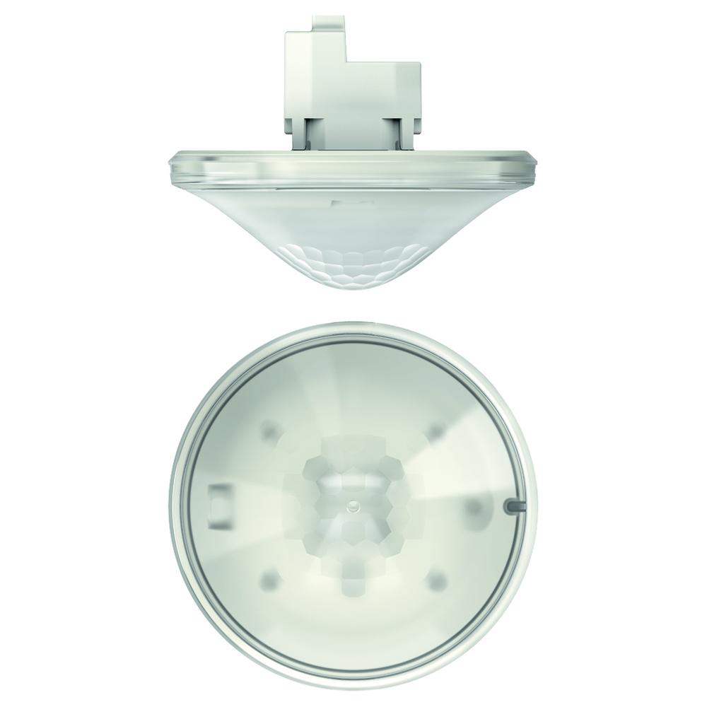 KNX aanwezigheidsmelder voor plafondinbouw, 3 x licht en 2 x HVAC, max