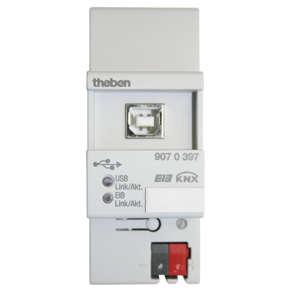 THEBEN INTERFACE USB KNX USB INTERFACE KNX