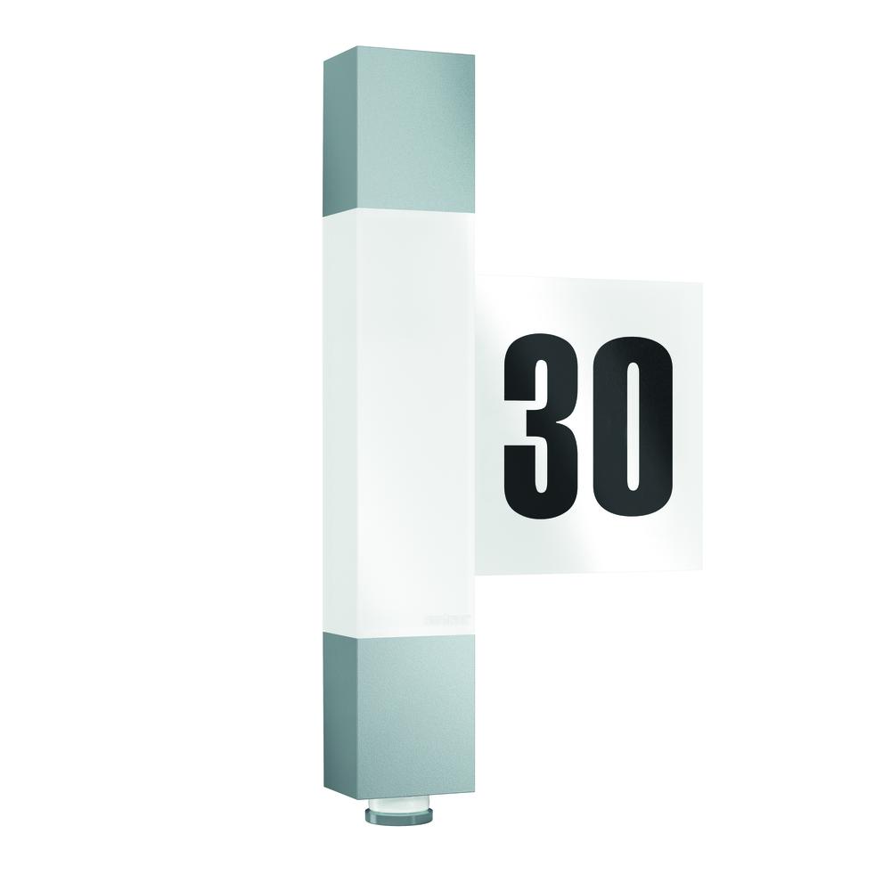 Steinel Buitenlamp L 630 LED zilver