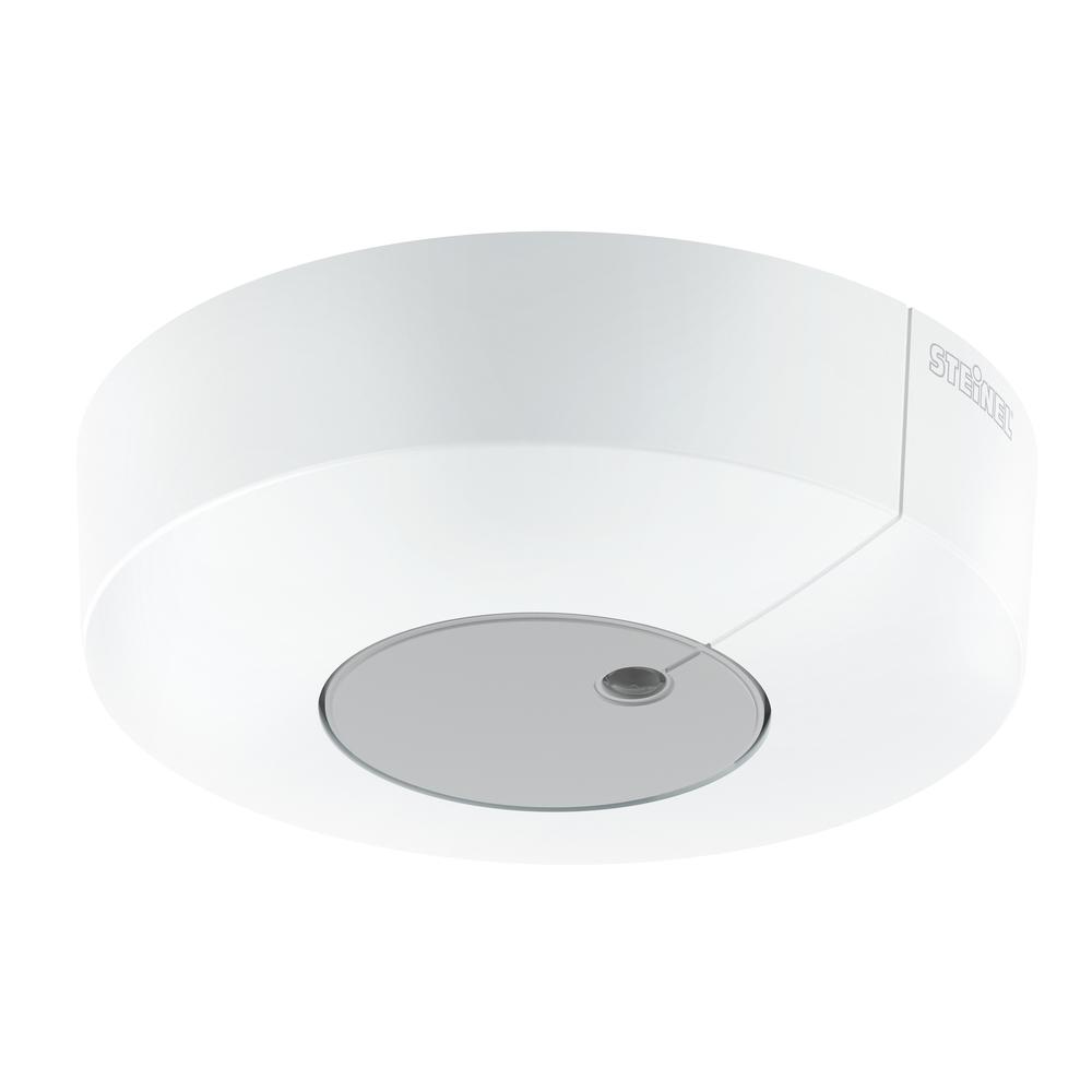 Steinel Lichtsensor Dual KNX rond, opbouw wit