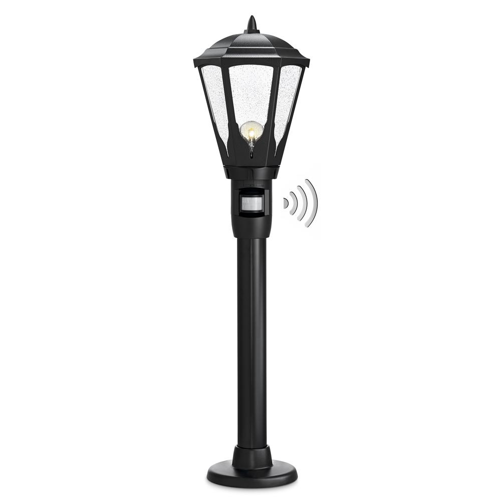 Steinel Design Sensor Buitenlamp GL 16 S zwart
