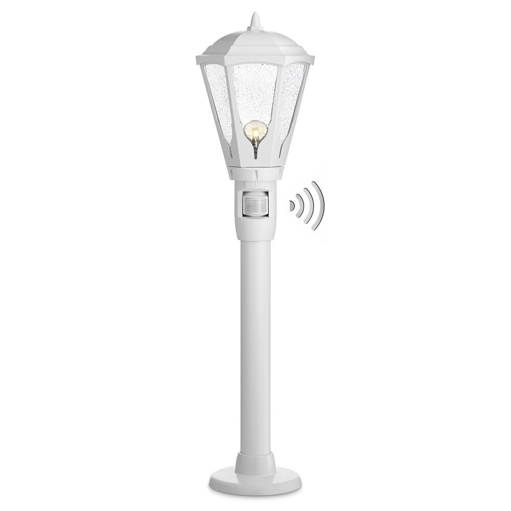 Steinel Design Sensor Buitenlamp GL 16 S wit