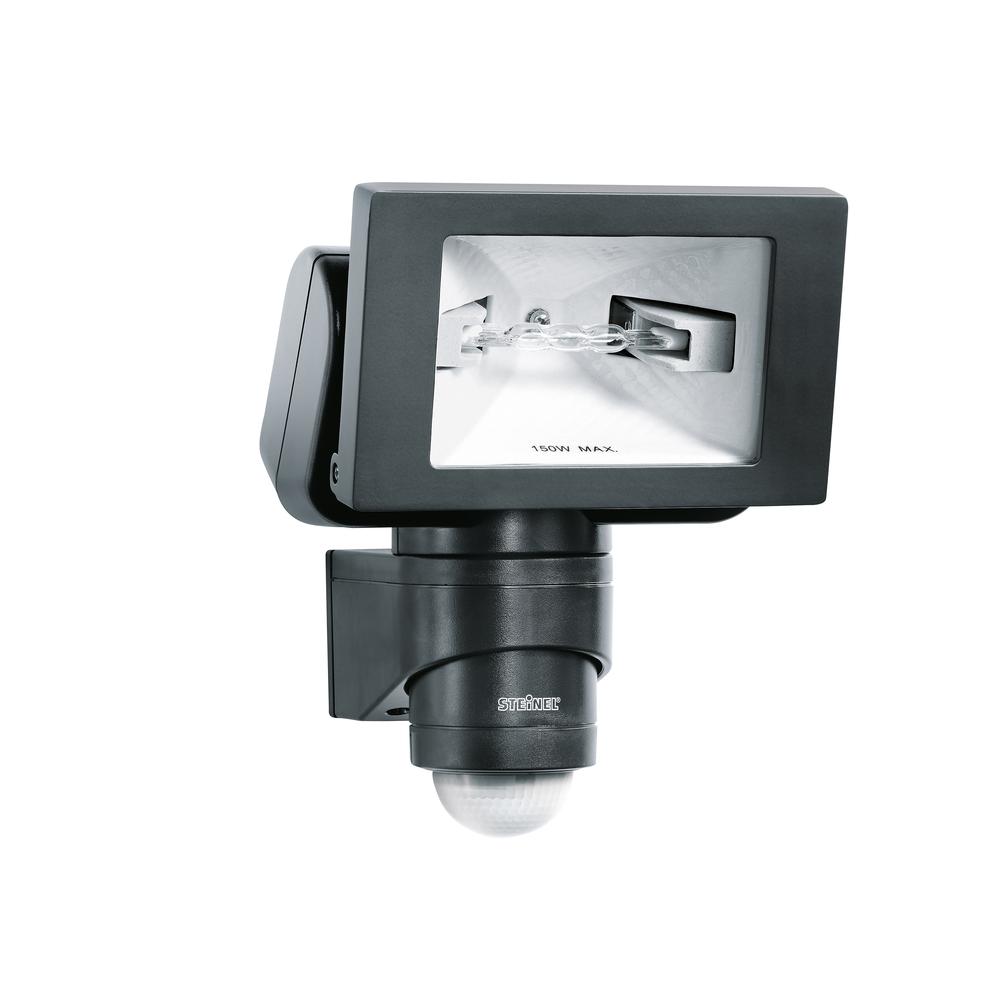 Steinel Sensor Buitenspot HS 150 DUO zwart