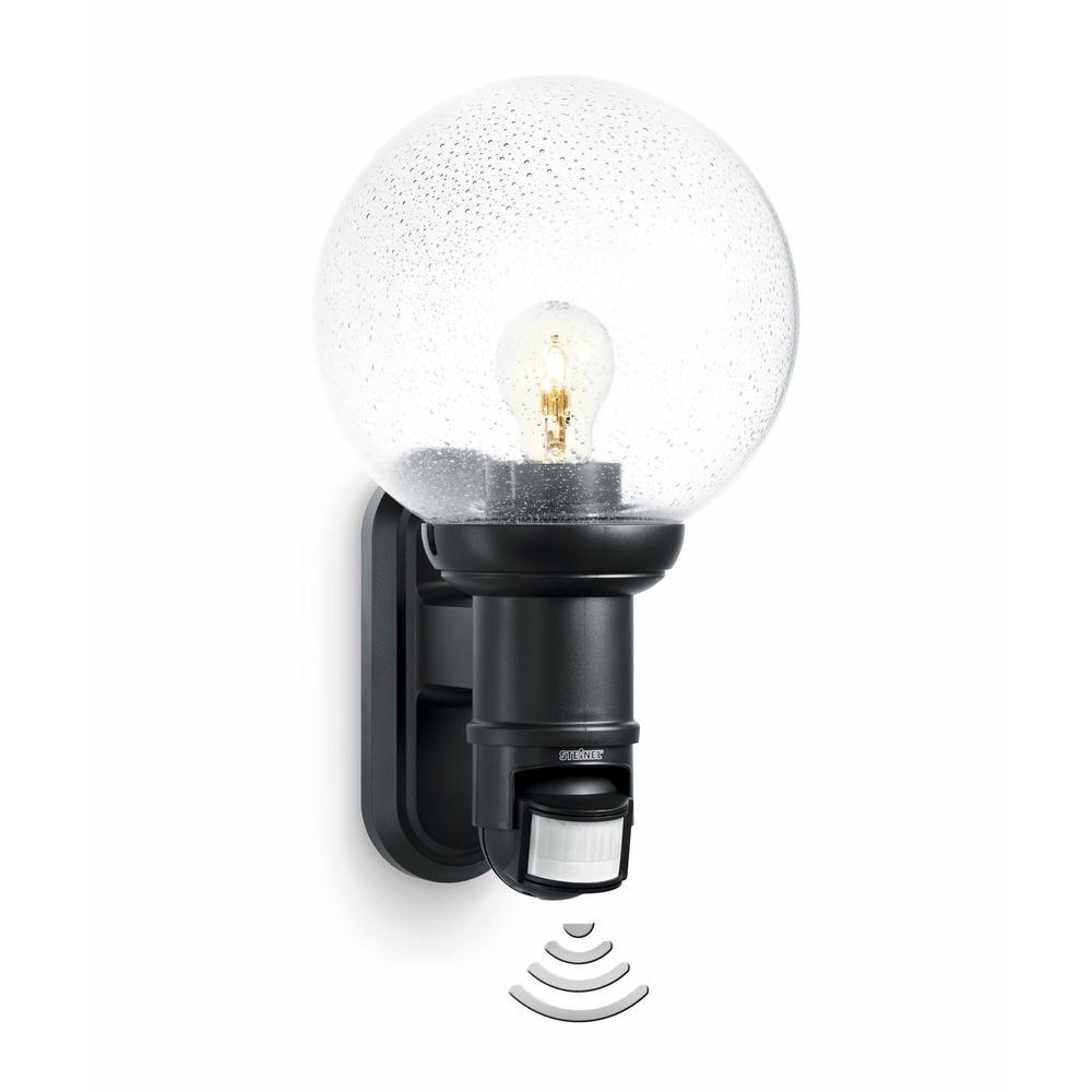 Steinel Sensor Buitenlamp L 560 S zwart