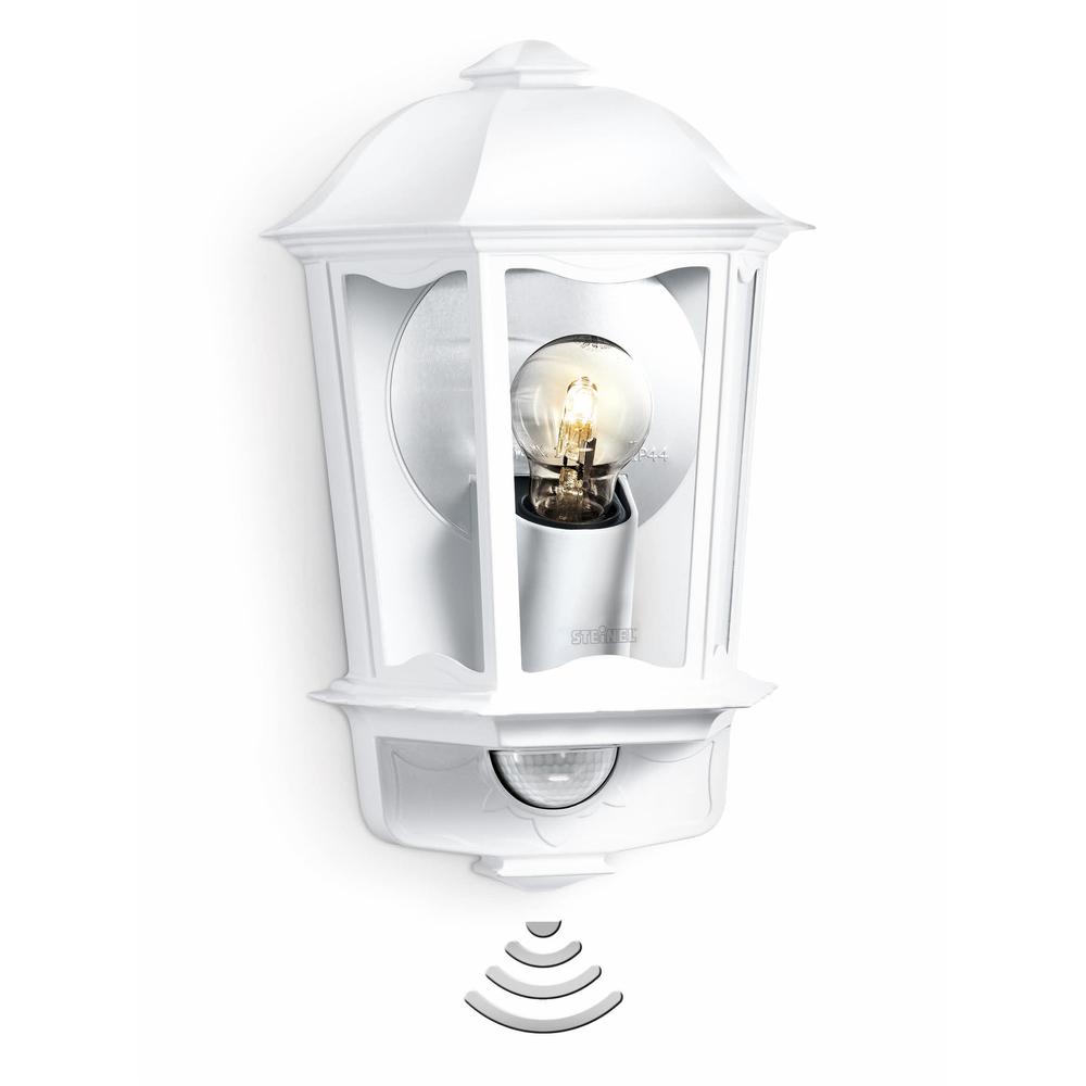 Steinel Sensor Buitenlamp L 190 S wit