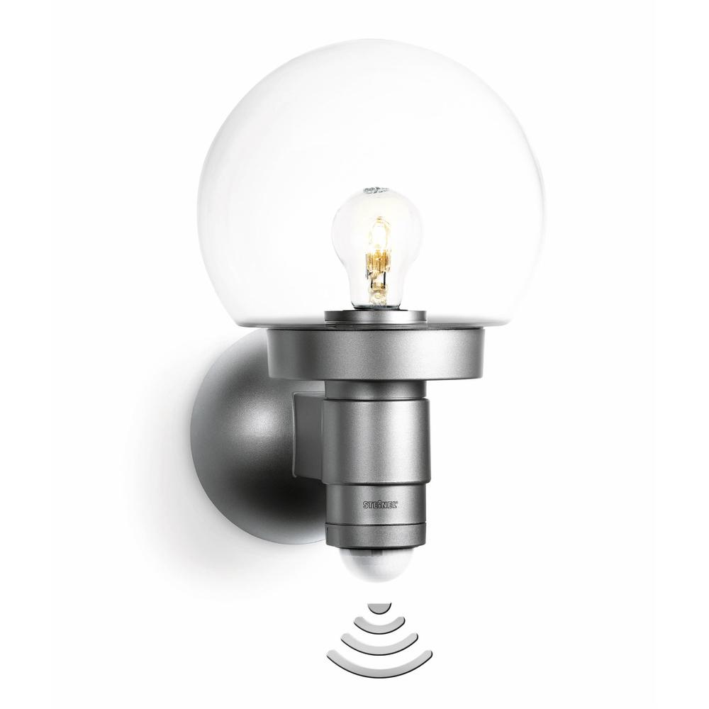 Steinel Sensor Buitenlamp L 115 S zilver