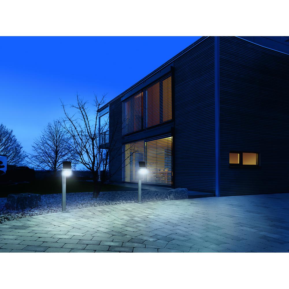 Steinel Sensorlamp XSolar GL-S, zilver, LED