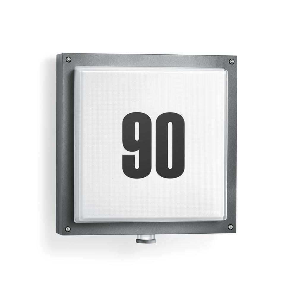 Steinel Sensor Buitenlamp L 690 LED PMMA antraciet