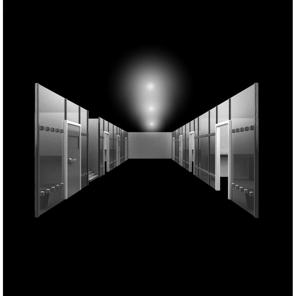 Steinel Binnenlamp RS PRO 1000 Slave kunststof