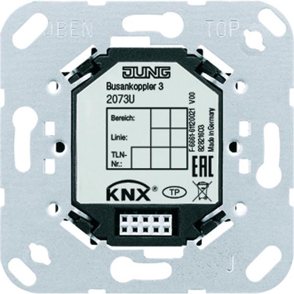 KNX buskoppeling type 3