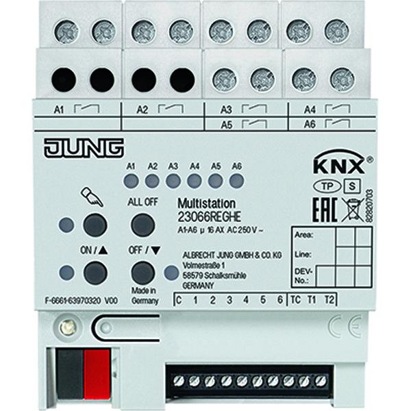 KNX multistation