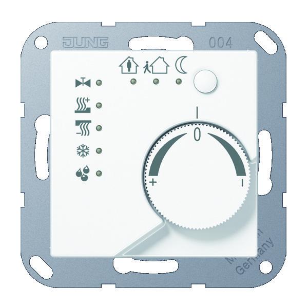 KNX kamerthermostaat