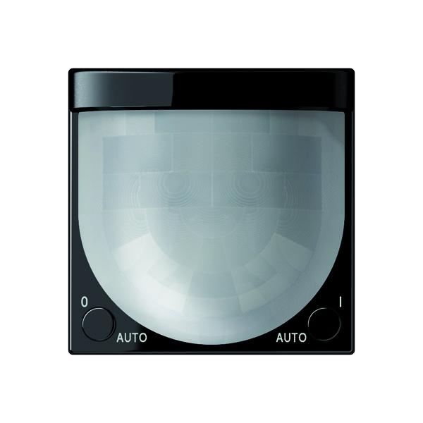 KNX sensorafd. stand. 2,20M A(S) zwart