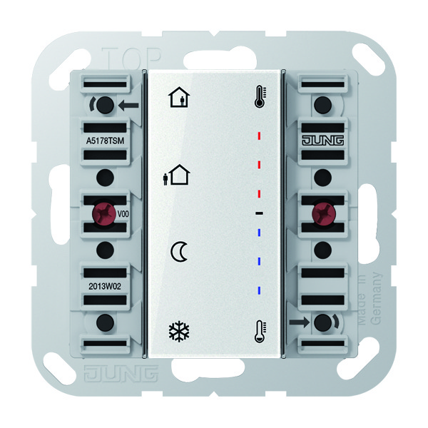 A500 KNX Kamerthermostaat-module 2V