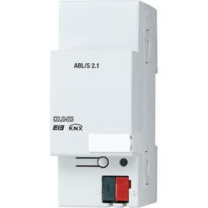 Inbouwbreedte 2TE (36mm) ETS productfamilie: controller producttype: