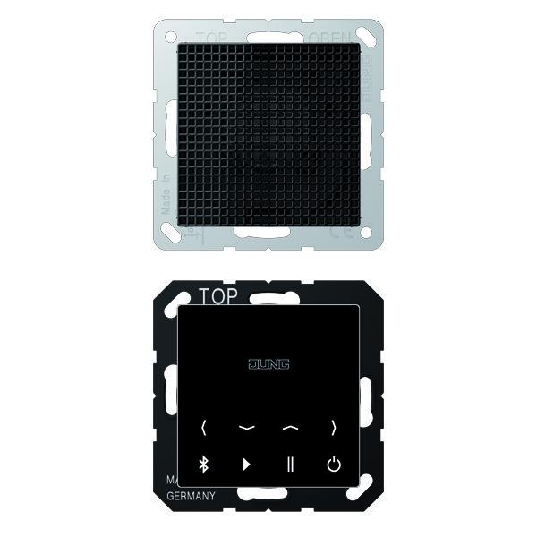 Bluetooth Connect mono A(S) zwart
