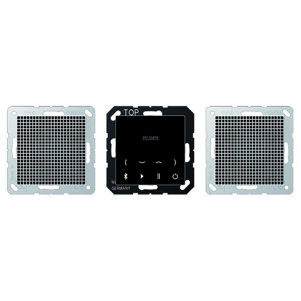Bluetooth Connect stereo A(S) aluminium