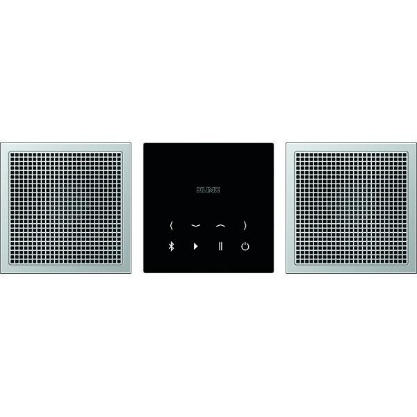 Bluetooth Connect stereo LS aluminium