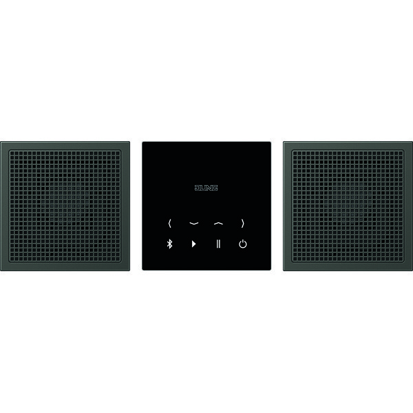 Bluetooth Connect stereo LS antraciet