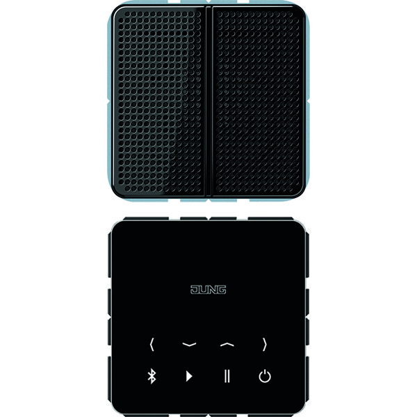 Bluetooth Connect mono CD zwart