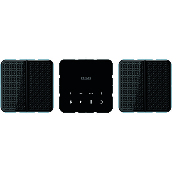 Bluetooth Connect stereo CD zwart