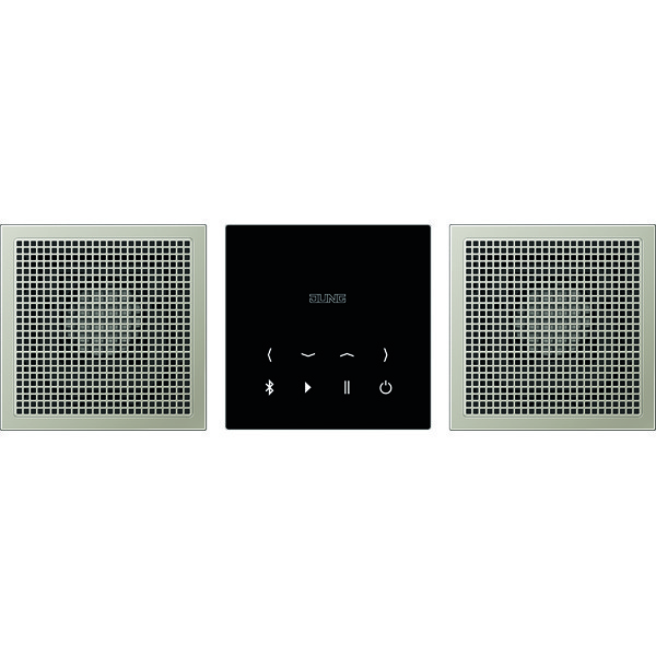 Bluetooth Connect stereo LS edelstaal