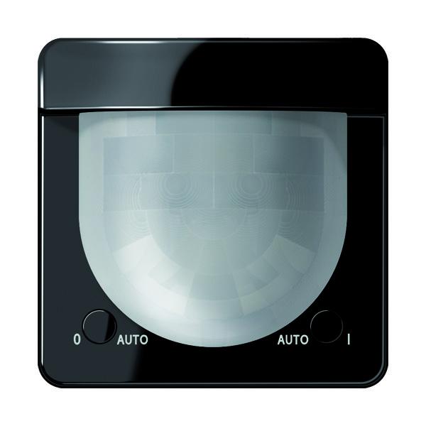 KNX sensorafd. stand. 2,20M CD zwart
