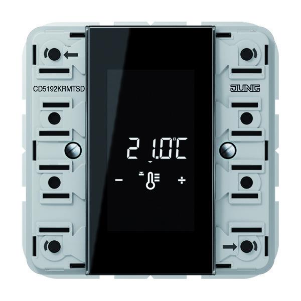 KNX RCD Compact-module CD500  2-v