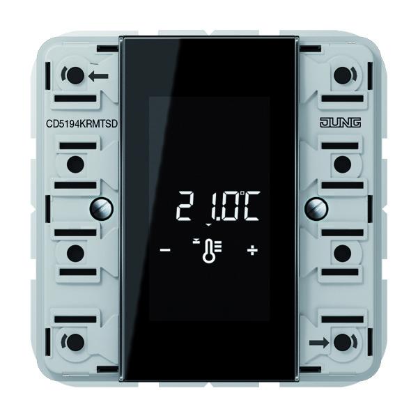 KNX RCD Compact-module CD500  4-v