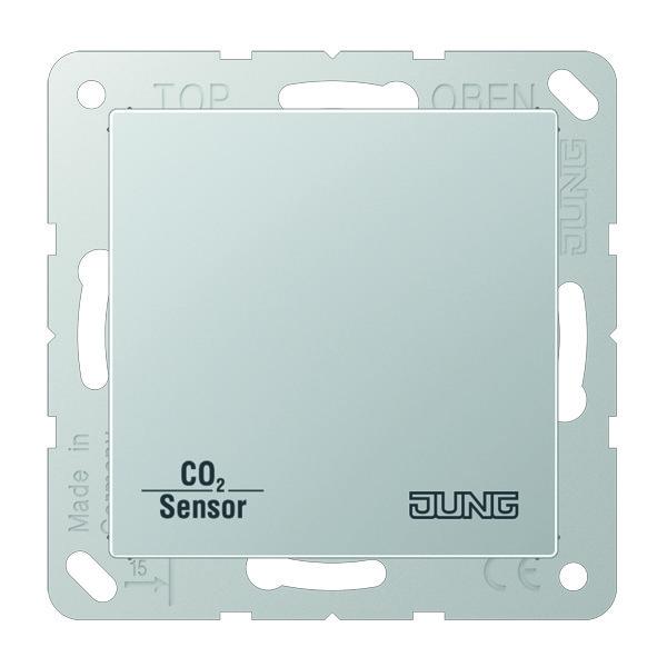 KNX CO2 Sensor AS500 aluminium