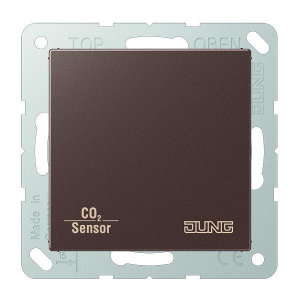 KNX CO2 sensor AS500 mokka