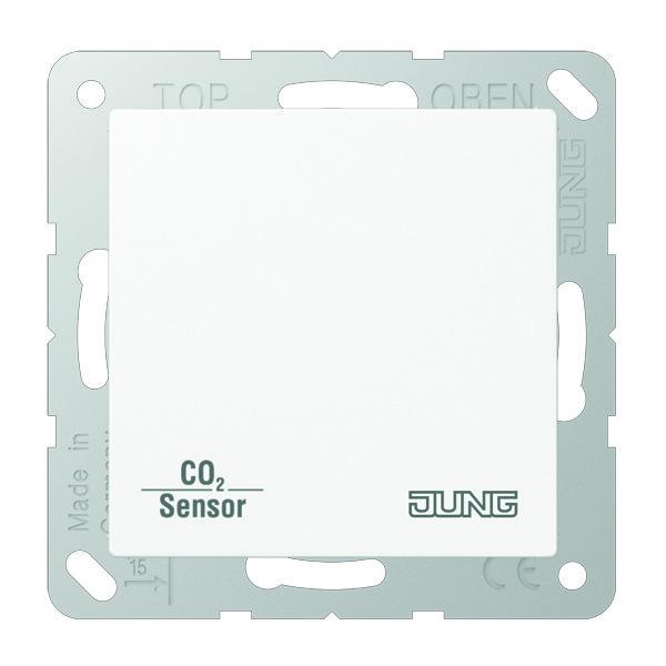 KNX CO2 Sensor AS500 alpin wit