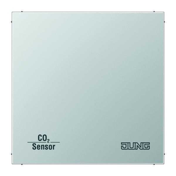 KNX CO2 Sensor LS990 Aluminium