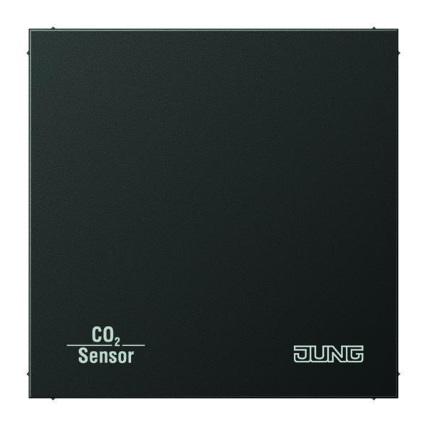 KNX CO2 Sensor LS990 antraciet