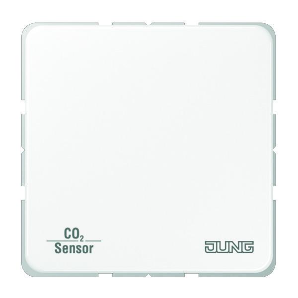 KNX CO2 Sensor CD500 alpin wit