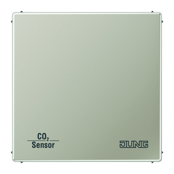 KNX CO2 Sensor LS990 edelstaal