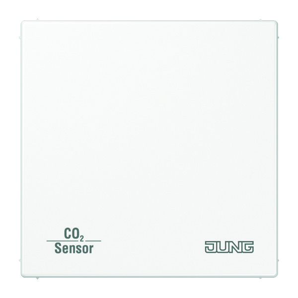 KNX CO2 Sensor LS990 alpin wit
