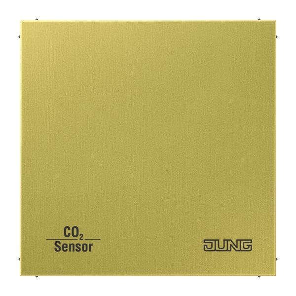 KNX CO2 sensor LS messing klassiek