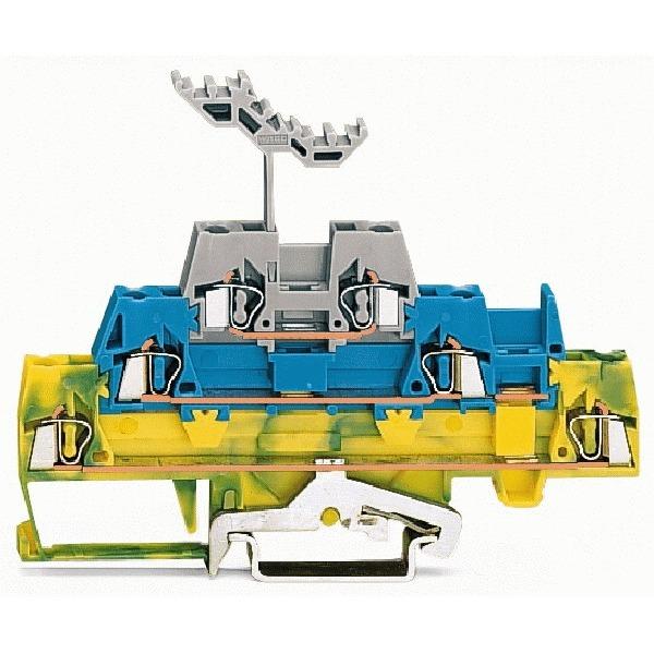 280-547 WAG RAILKLEM 2,5MM2