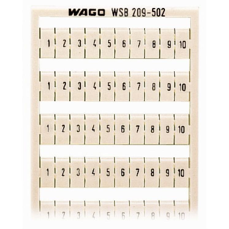 209-502 WAG WSB-MARKERINGSOPDRUK 1-10