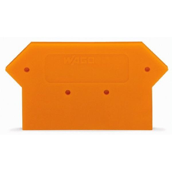 284-318 WAG AFSLUIT/EINDPLAAT 284-318