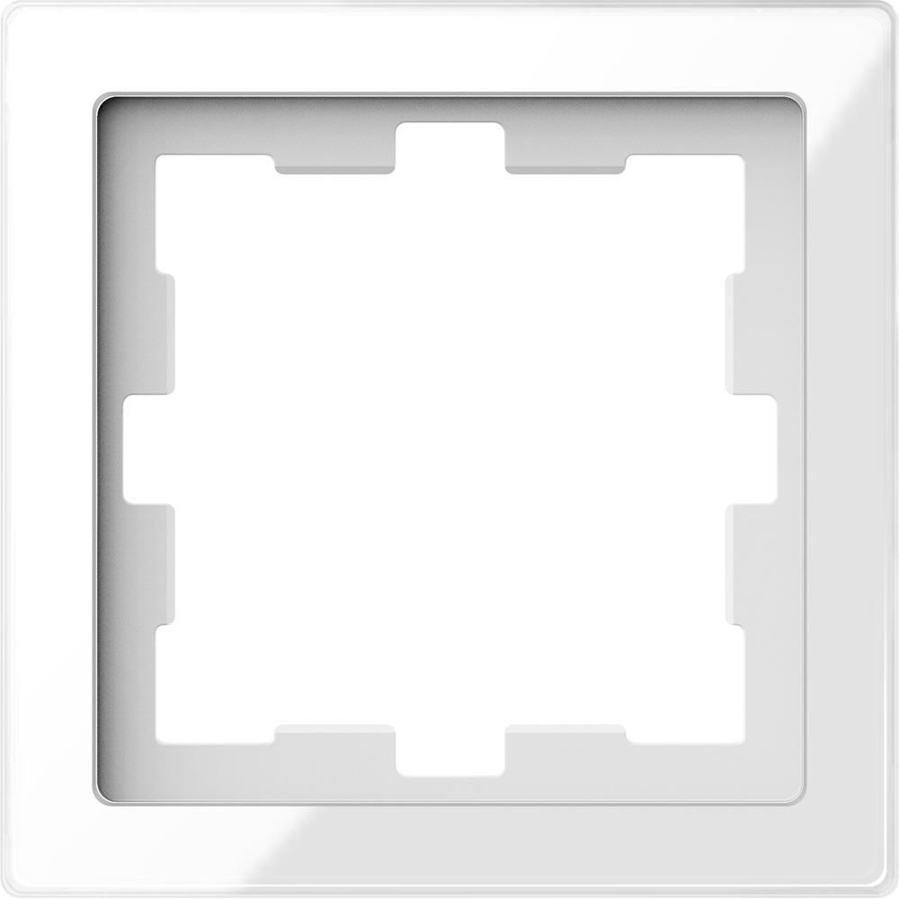 AFDEKRAAM 1V D-LIFE GLAS WIT